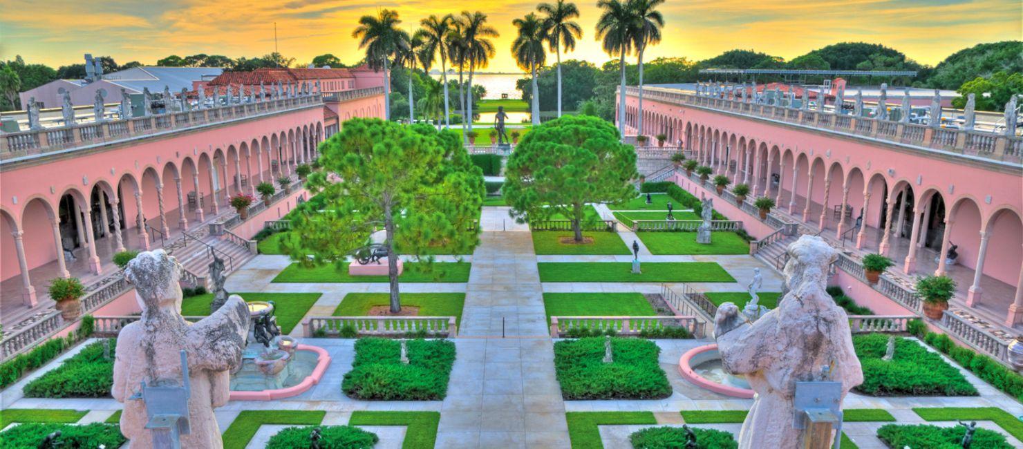 Sarasota, Florida: The Ringling Art